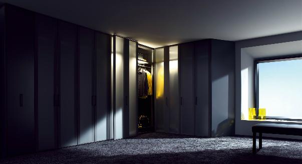 Типы шкафов для одежды