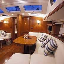Мебель для яхт и катеров