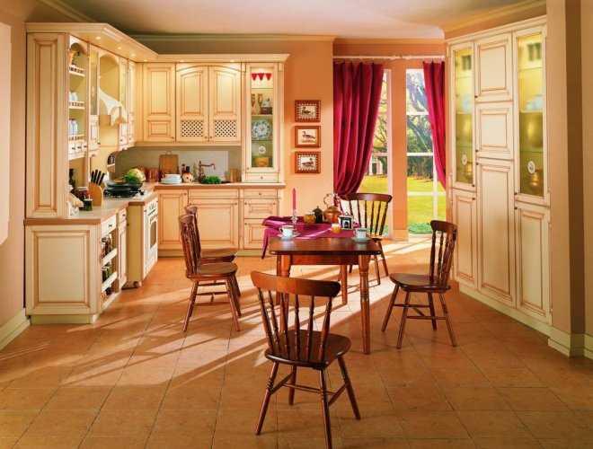 Эргономика кухни. Правильная кухонная мебель