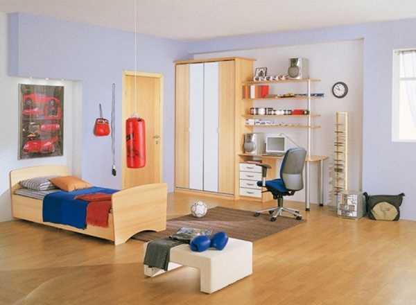 Подвижные игры ребенка и мебель для детской