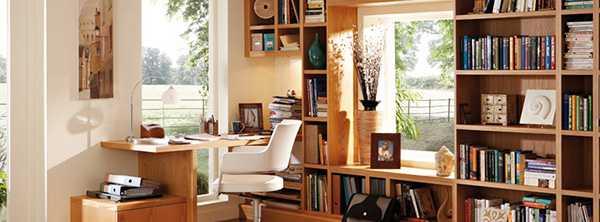 Преимущества встроенной мебели