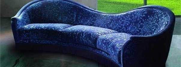 Современная классификация диванов