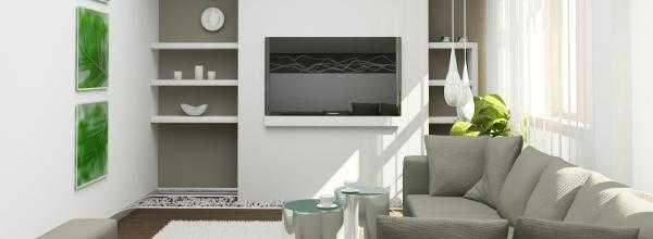 Варианты планировки таун-хауса и встроенная мебель