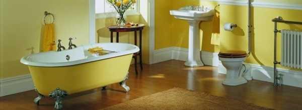 Выбор мебели, фурнитуры, аксессуаров для ванной в английском стиле
