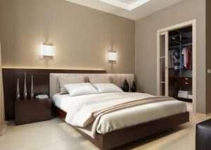 Роскошная спальня фото