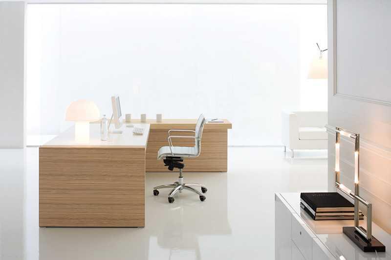 Мебель для офиса в стиле минимализм