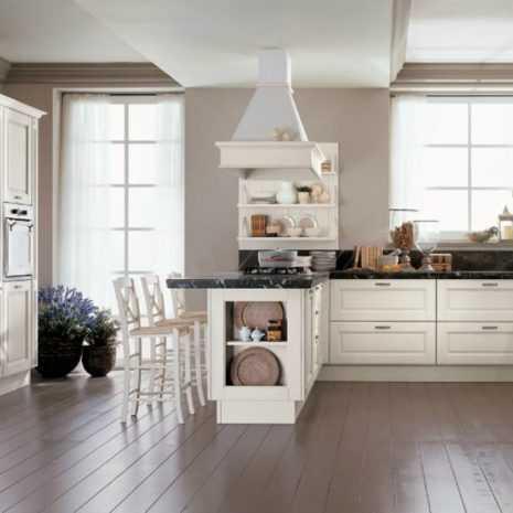 Кухня Аста