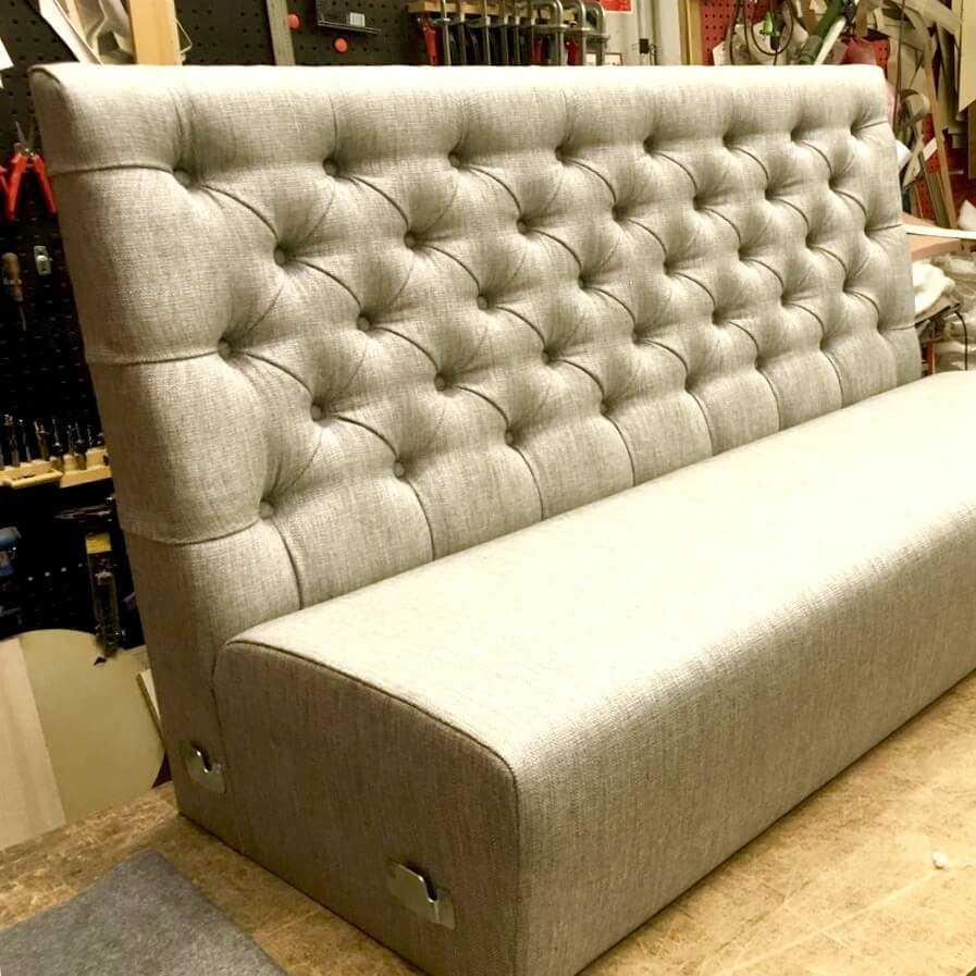 диван для бара фото